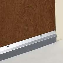 Door Seals: Thresholds, Weather Stripping, Door Sweeps
