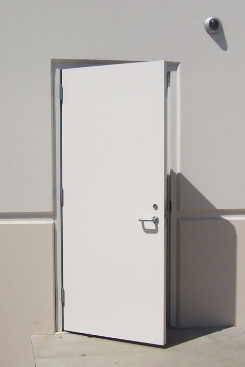 Commercial Hollow Metal Doors and Frames