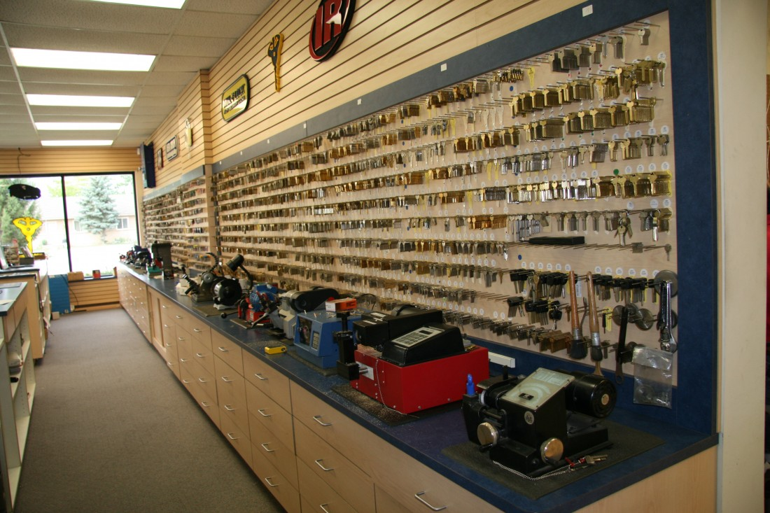 Commercial Door, Lock, and Security Hardware Services Since 1977 | Great Lakes Security Hardware - Key_Board_001