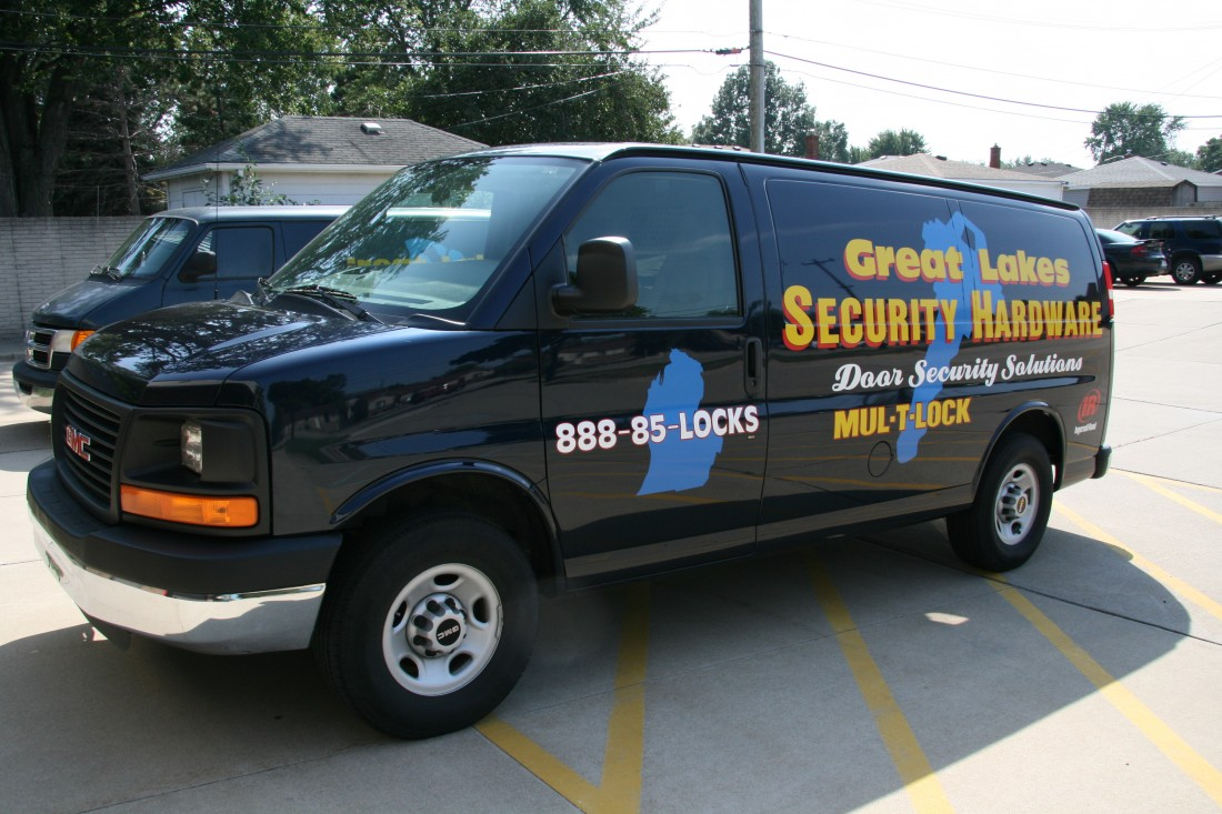 Commercial Door, Lock, and Security Hardware Services Since 1977 | Great Lakes Security Hardware - Van_3_002